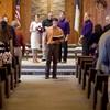 Ben leading congregational song-2