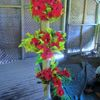 flowers at liberty baptist