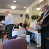 Pastor King on Guitar
